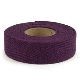 Cotton Cloth Tape Eggplant