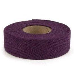 NEWBAUMS Cotton Cloth Tape Eggplant