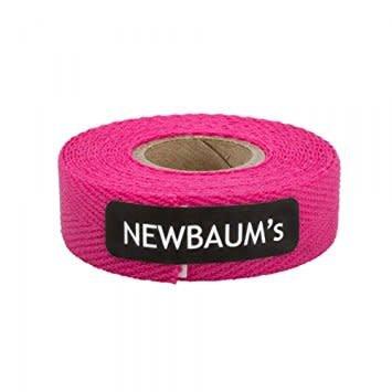 NEWBAUMS Cotton Cloth Tape Hot Pink