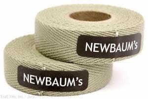 NEWBAUMS Cotton Cloth Tape Khaki