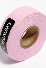 NEWBAUMS Cotton Cloth Tape Lt Pink