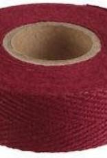 Cotton Cloth Tape Maroon