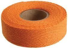 NEWBAUMS Cotton Cloth Tape Orange