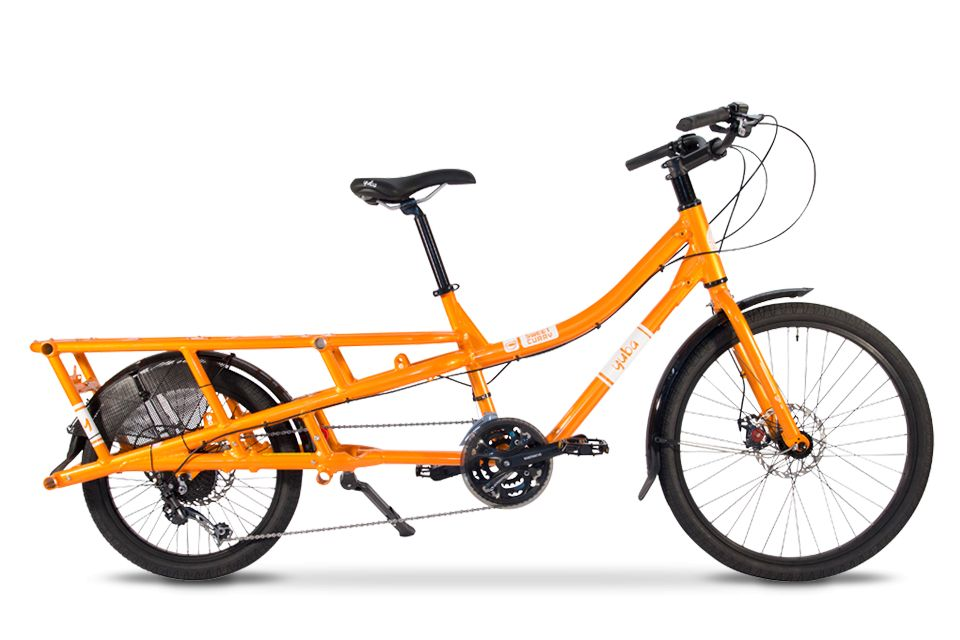 Yuba Bicycles Sweet Curry Orange