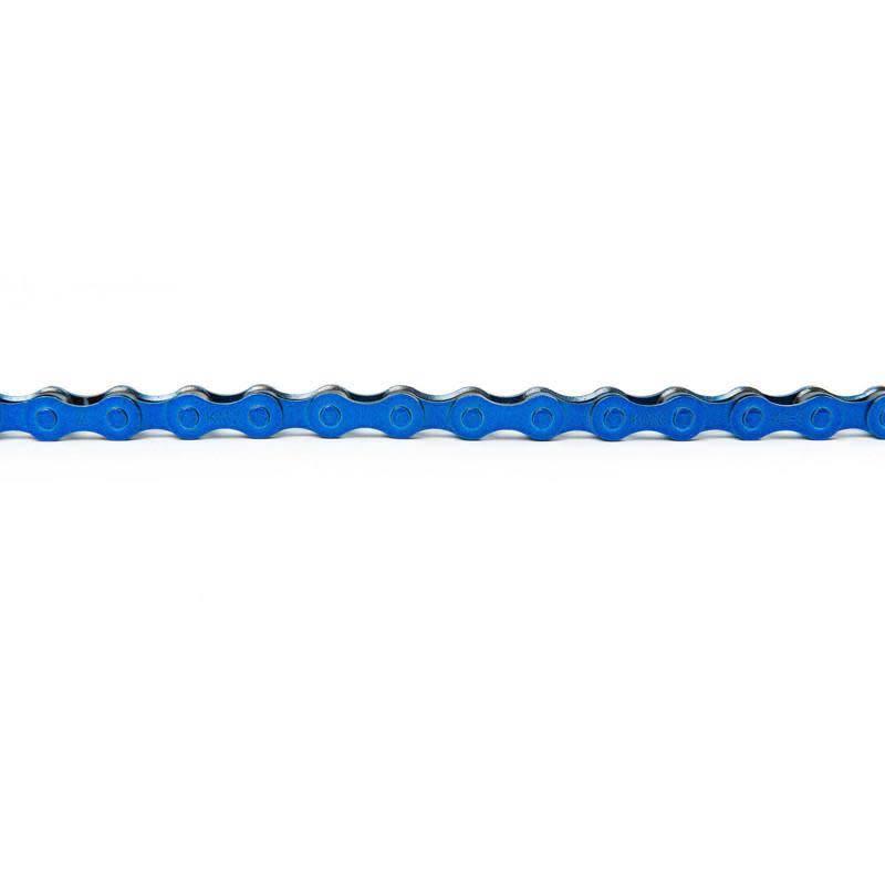 """KMC Chain Z410 x 112L 1/8"""" Dark Blue"""