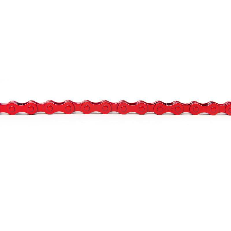 "Chain Z410 x 112L 1/8"" Red"