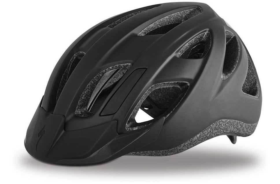 Specialized Helmet Centro LED Adult Black