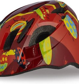 Specialized Helmet Mio Toddler Red Bugs