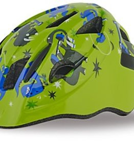 Specialized Helmet Mio Toddler Green Dinos