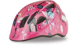 Specialized Helmet Mio Toddler Pink Fairies