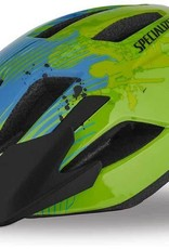 Specialized Helmet Shuffle Child Blue Flames