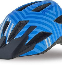 Specialized Helmet Shuffle Child Neon Blue Razzle