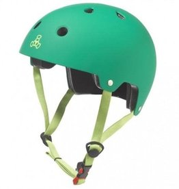 Triple 8 Helmet Triple8 Brainsaver Kelly Green L/XL