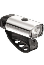 LEZYNE Hecto Drive Front Light Silver