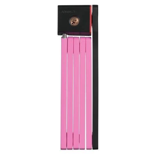 ABUS Folding Lock Bordo uGrip 5700/80 pink