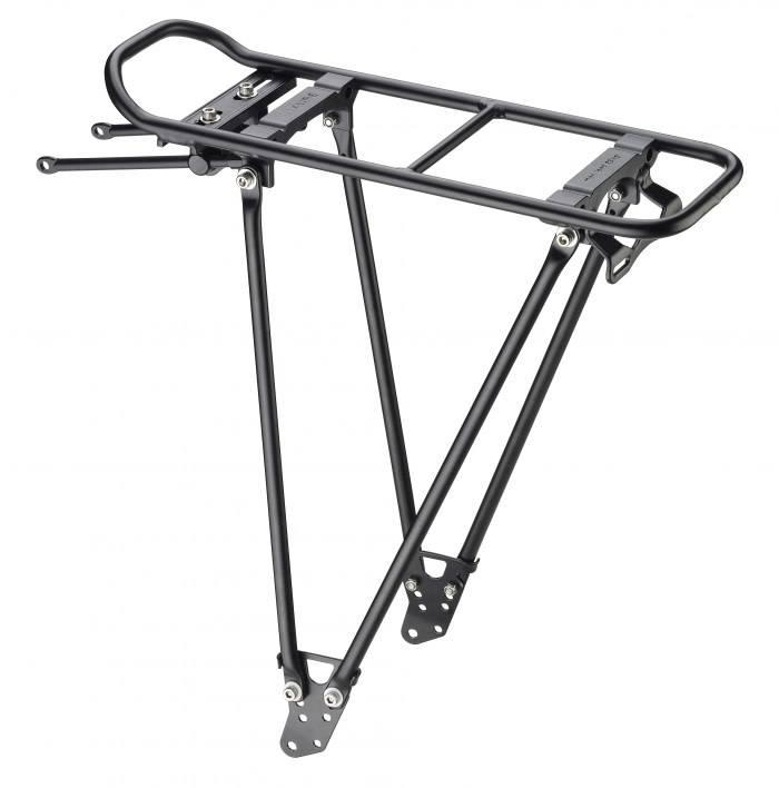 Foldit Rear Rack: Black