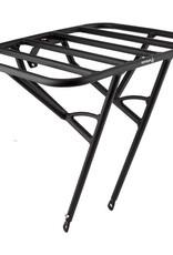 Front Platform Rack - black