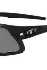 Tifosi Sunglasses Davos Matte Black/Smoke, Red, Clear