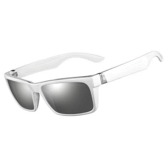 Tifosi Sunglasses Altro Legit Crystal Prl White/Smoke Polarized