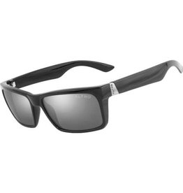 Tifosi Sunglasses Altro Legit Gloss Black/Smoke Polarized