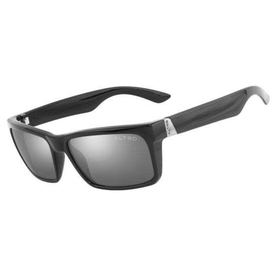 Tifosi Sunglasses Altro Legit Gloss Black/Smoke Polarized