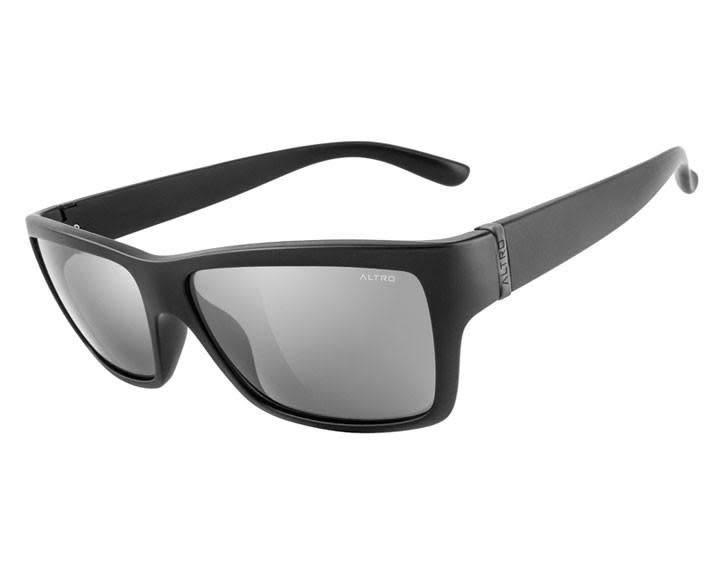 Tifosi Sunglasses Altro Sanctum Matte Black/Smoke