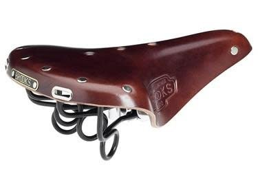 Brooks B72 Saddle - Antique Brown