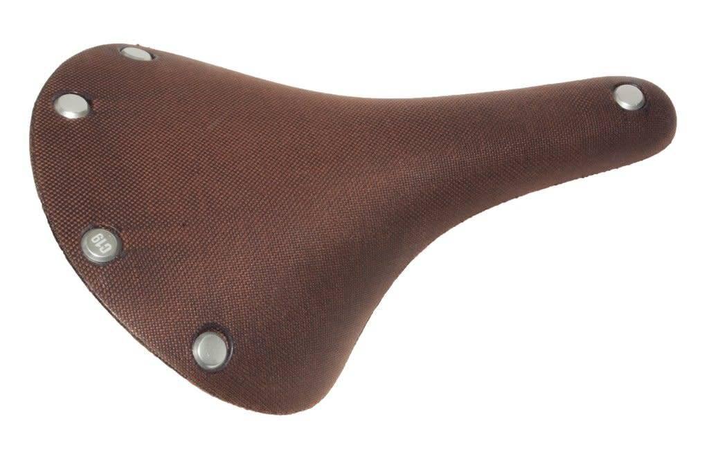 Brooks C19 Cambium Saddle- Rust