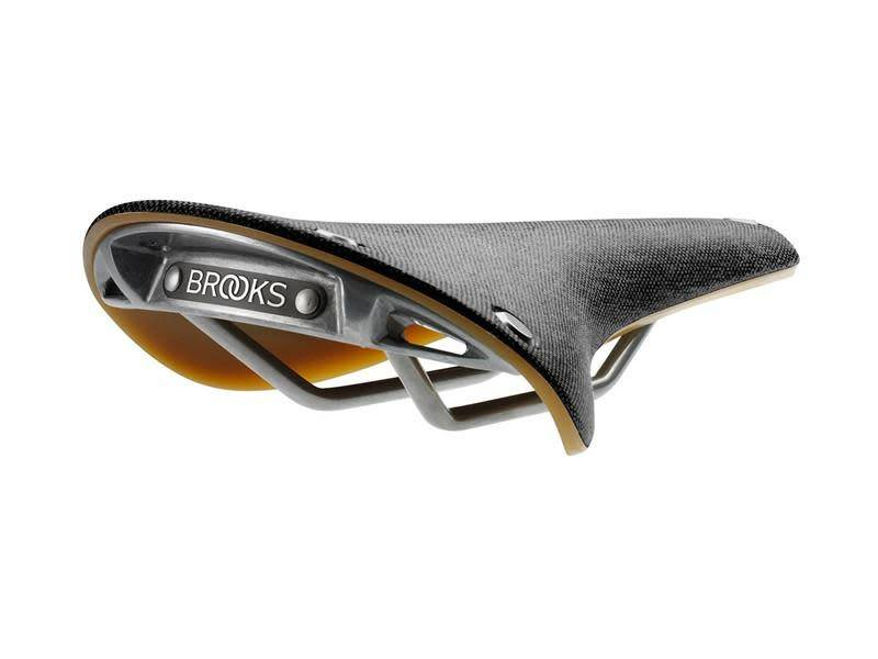 Brooks C17s Cambium Saddle - Slate