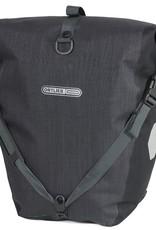 Ortlieb Back Roller Plus (pair) granite-black