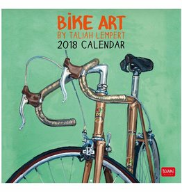 2018 Bicycle Art Calendar