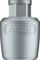 ABUS Wheel Lock Nutfix Solid Axle M9 Silver each