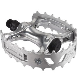 SE Racing Pedals Bear Trap 9/16 Silver