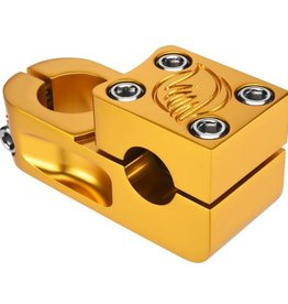 SE BIKES Stem BMX Narler Gold