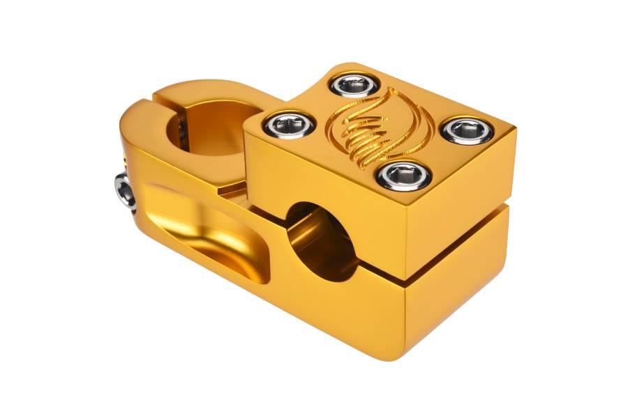 SE Racing Stem BMX SE Racing Narler Gold