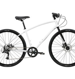 Pure Cycles Urban Frey SM White