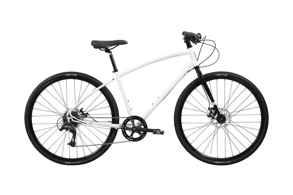Pure Cycles Pure Cycles Urban Frey SM White