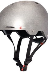 Triple 8 Helmet Gotham Darklight Reflective S/M