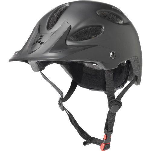 Triple 8 Helmet Compass Matte Black OS