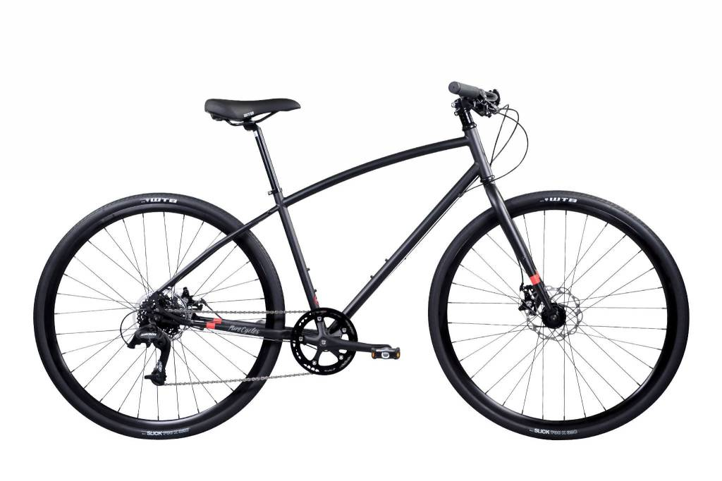 Pure Cycles Urban Wright LG Matte Black