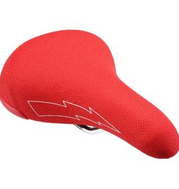 SE BIKES Saddle BMX Flyer Red