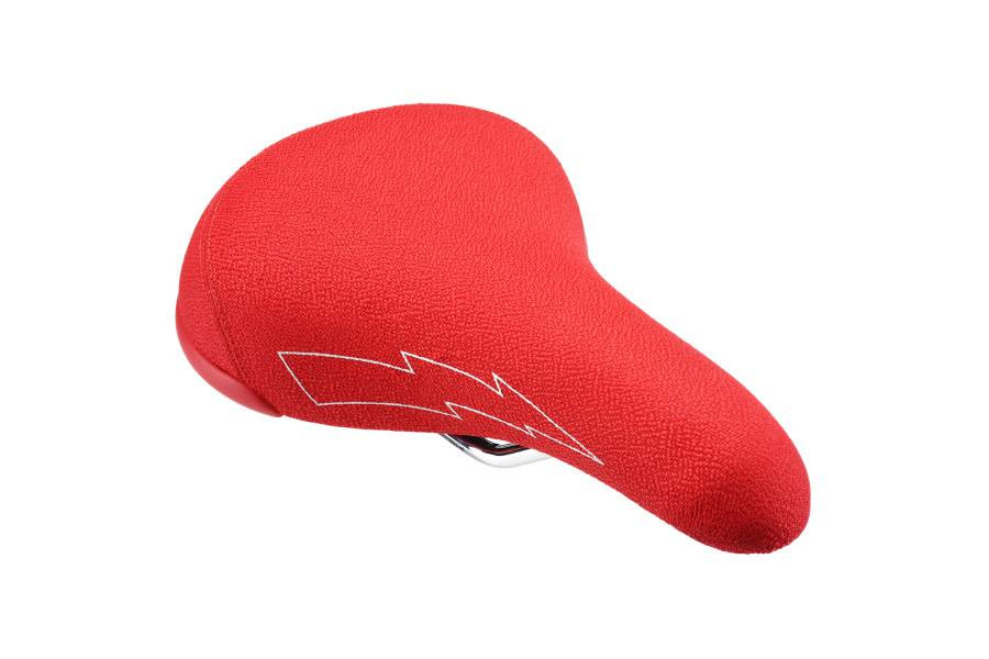 SE Racing Saddle BMX Flyer Red