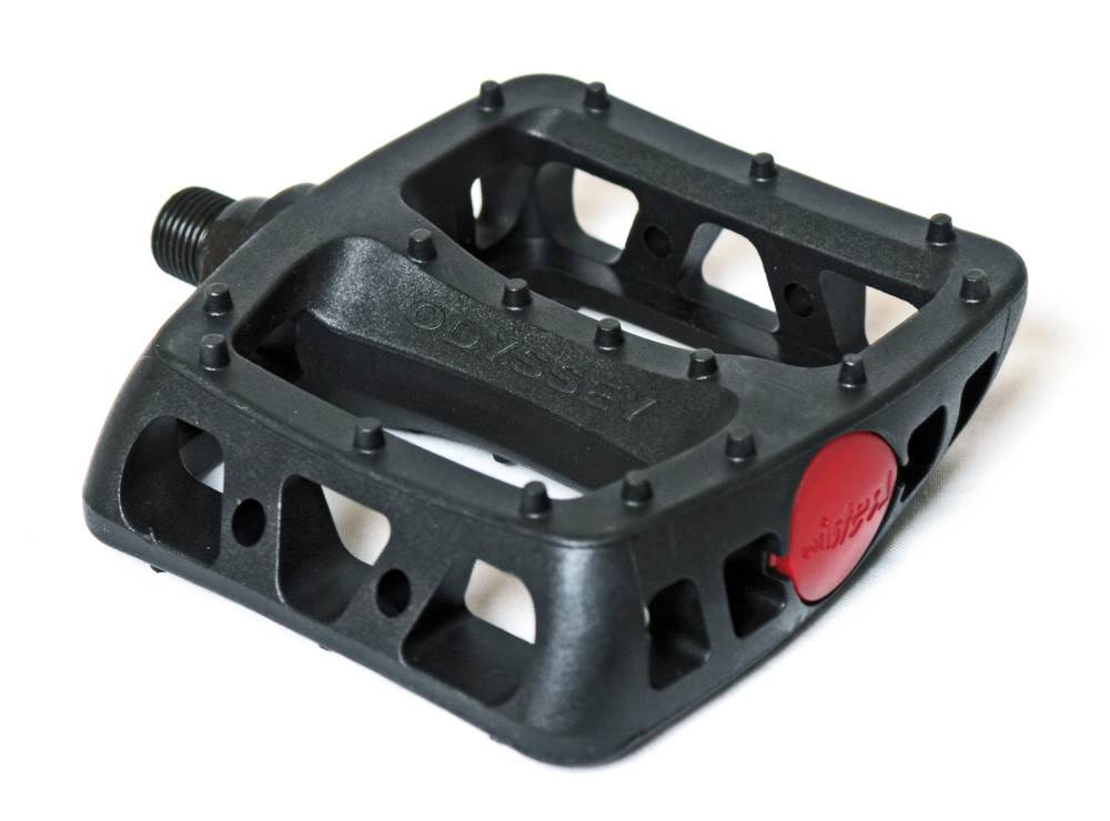Pedals BMX Twisted PC 9/16 BLK