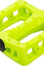 Odyssey Pedals BMX Twisted PC 9/16 Flo-Yellow