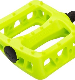 Odyssey Pedals BMX Twisted PC 9/16 Flo-Yellow