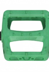 Pedals BMX Twisted PC 9/16 Kelly Green