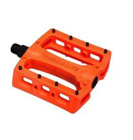 Pedals BMX Thermalite 9/16 Neon Orange