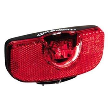 B&M Tail Light 4D Toplight Senso Multi