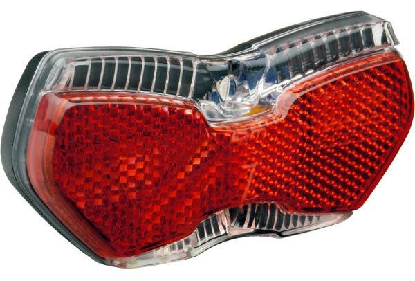 B&M Tail Light Toplight View Plus (rack mount)