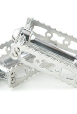 MKS Pedals Sylvan Touring Silver